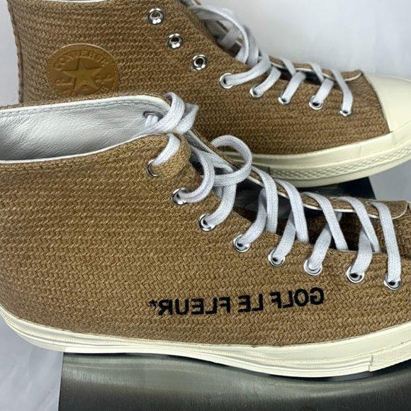 Converse Shoes X Golf Le Fleur High Tops Size 115us Poshmark